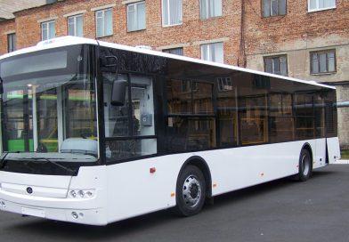 Сумы закупят 4 больших автобуса у Богдана