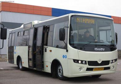 Сумы закупят маленькие дизельные автобусы по цене почти 2 млн. грн.