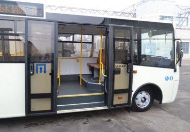 Три маленьких автобуса вновь попытаются включить в целевую программу в Сумах