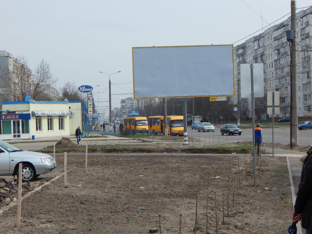 Руты на конечной по ул. Прокофьева