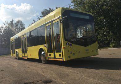КП «Электроавтотранс» подписало договор на поставку 4 троллейбусов в Сумы