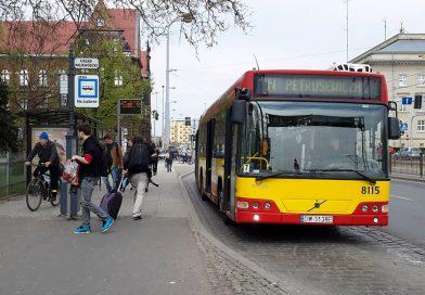 Пример для Сум: общественный транспорт Вроцлава без маршруток