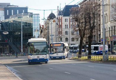 Общественный транспорт Риги глазами сумчанина