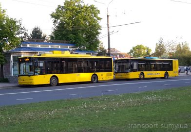 Анализ тендера на троллейбусы в Сумах: цена на уровне «потолка» и недопуск модели БКМ-321