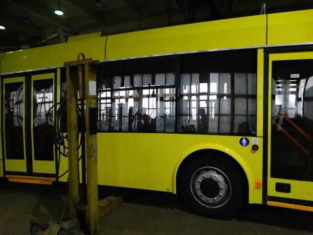 Троллейбус Белкоммунмаш БКМ 321