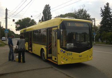 Сумской горсовет одобрил закупку 22 троллейбусов в кредит