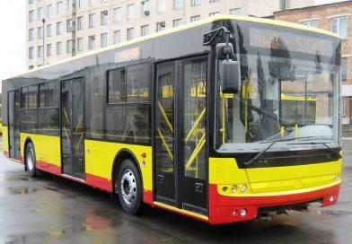 Большие автобусы в Сумах поедут по маршруту 12 микрорайон-автовокзал