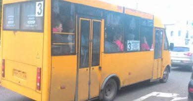 Проверка загрузки автобусов на маршруте № 3