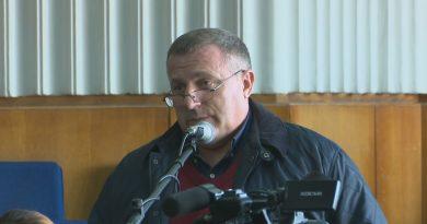 Сергей Яковенко на аппаратном совещании в мэрии