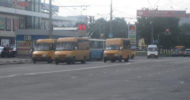 Приоритетность коммунального транспорта в Сумах