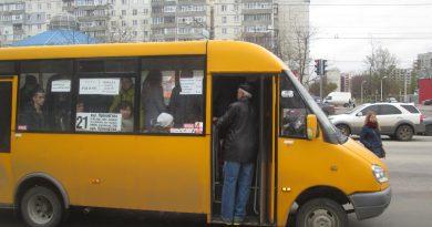 Автобус Рута №21 в Сумах
