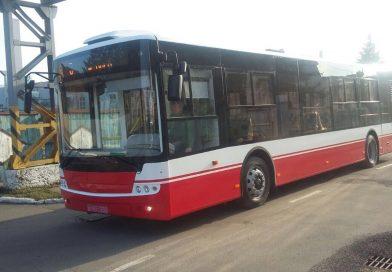 В Сумах потребовали пустить новые большие автобусы по маршруту Аэропорт — Интернационалистов