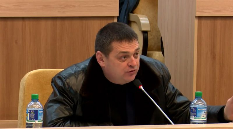 Геннадий Грызодуб