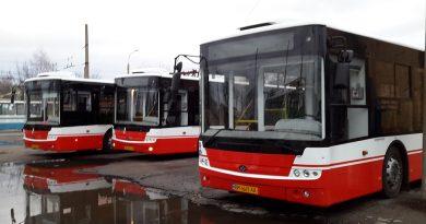 Автобусы Богдан А70132