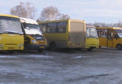После исчезновения средних автобусов в сумской мэрии заявили о дефиците водителей у частных перевозчиков