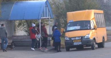 """""""Автобус будущего"""" в Сумах"""