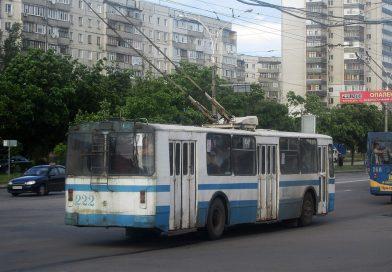 В Сумах предложили отремонтировать 30-летние троллейбусы