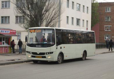 В Сумах попросили сделать маршрут №58А почти идентичным прекратившему работу маршруту №58