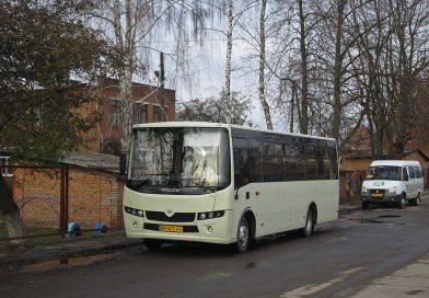 В Сумах знову купують маленькі автобуси «Атаман» за ціною понад 2,1 млн. грн. за одиницю