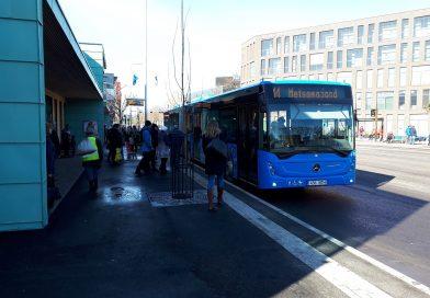 Продолжение эстонского путешествия: знакомство с общественным транспортом Пярну