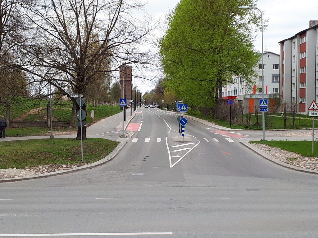 Велодорожки в Тарту