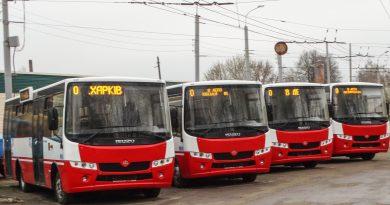 """Автобусы Атаман А092Н6, поулченные КП """"Электроавтотранс"""" в апреле 2018 года"""